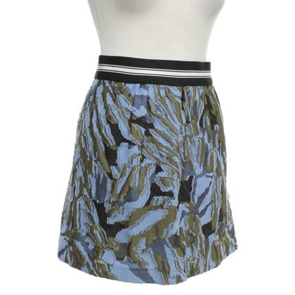 Dorothee Schumacher skirt in multicolor