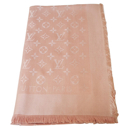Louis Vuitton SHAWL LOUIS VUITTON MONOGRAM NATURAL