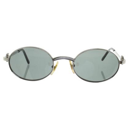 Cartier Occhiali da sole in Silver Grey