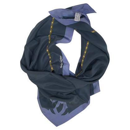 Cartier zijden sjaal