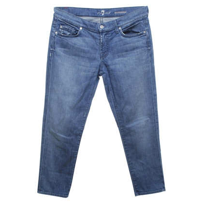 7 For All Mankind Jeans in mid blue