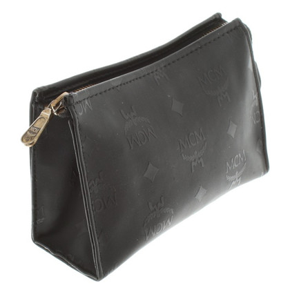 MCM Cosmetic bag in nero