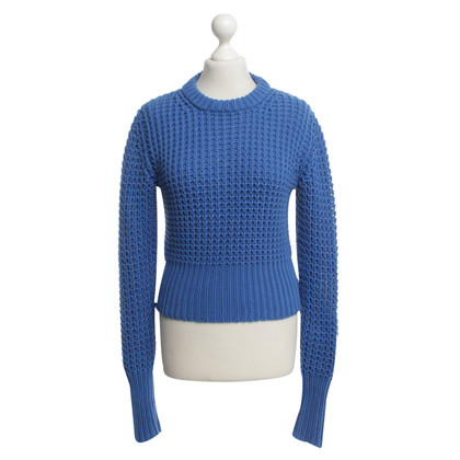 Acne Pullover in blue