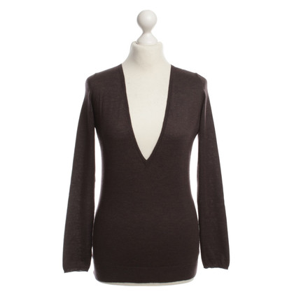 Brunello Cucinelli Pullover in marrone