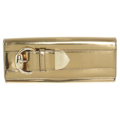 Gucci Gold colored clutch