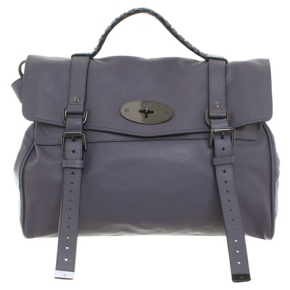 "Mulberry ""Alexa Bag Large"" in Viola"