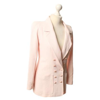 Chanel Blazer in Rosé
