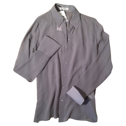 Dorothee Schumacher Grey silk blouse