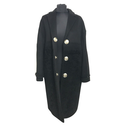 Burberry Coat in cashmere/Lambswool