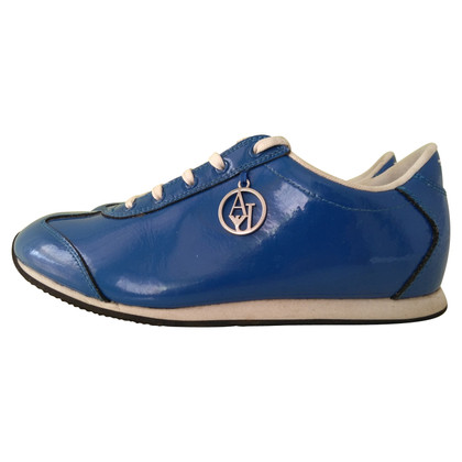 Armani Jeans Sneakers in blue