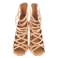 Isabel Marant Peeptoes with decorative locks