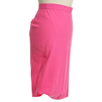 Vivienne Westwood Bleistift-Rock in Pink