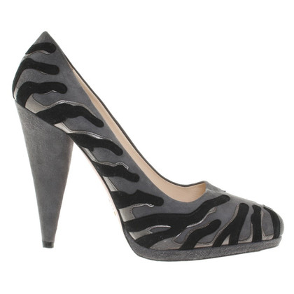 Prada High Heels in Gray