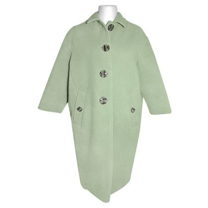 Burberry manteau cachemire