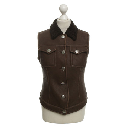 Christian Lacroix Waistcoat in brown