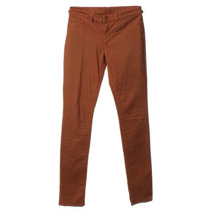 J Brand Jeans in Rot-Braun