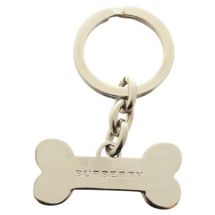 Burberry Pendentif clé en argent
