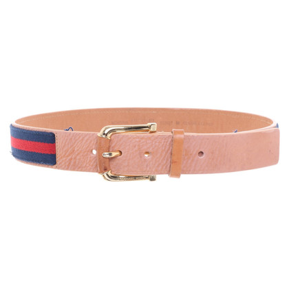 Michael Kors Belt with striped pattern