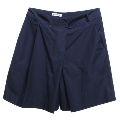 Jil Sander Shorts in blue
