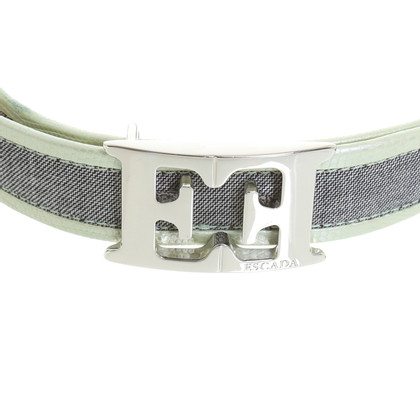 Escada Belt in gray