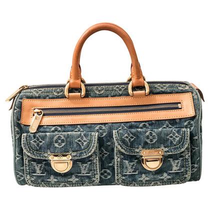 "Louis Vuitton ""Manhattan Monogram Denim"""