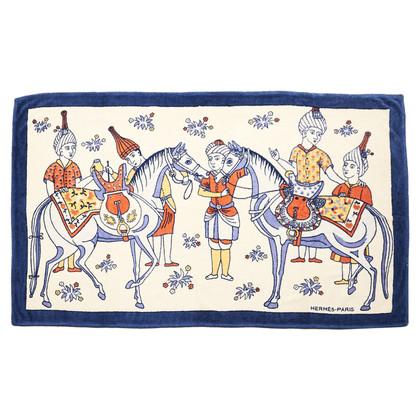 Hermès Persic blauw