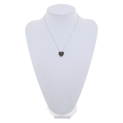 Bliss Collana in argento 'One Love'