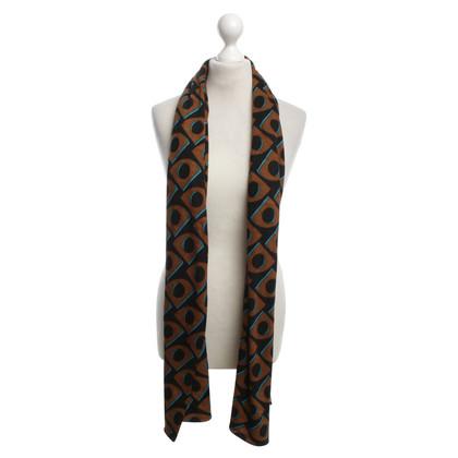 Diane von Furstenberg Schal mit Muster