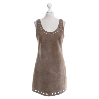 Phillip Lim Leather dress in brown