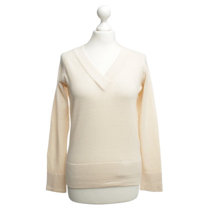 Bottega Veneta Cashmere sweater in cream
