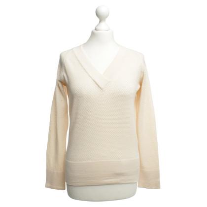 Bottega Veneta Kaschmir-Pullover in Creme