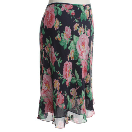 Ralph Lauren Silk skirt in multicolor
