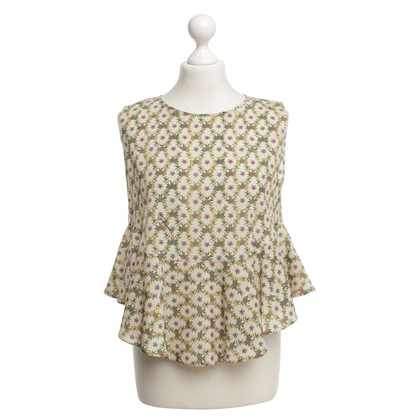 Just Cavalli Top mit Muster