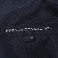 French Connection Kleid in Dunkelblau