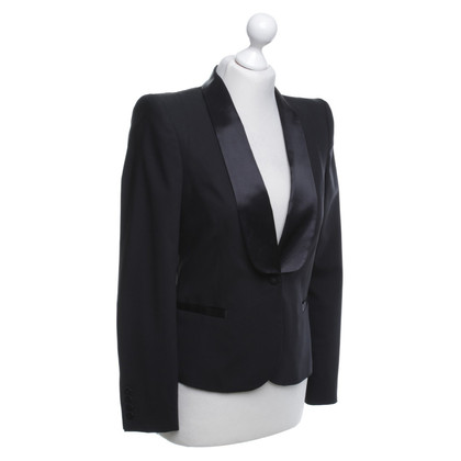 Filippa K Blazer in zwart