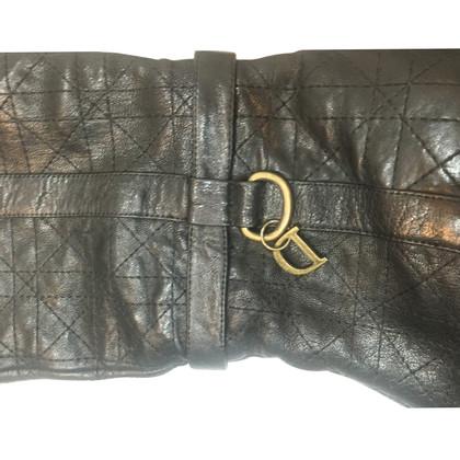 Christian Dior Boots in zwart