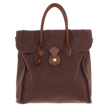 "Ralph Lauren ""Ricky Bag"" in Braun"