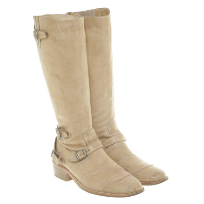 Belstaff Boots with strap