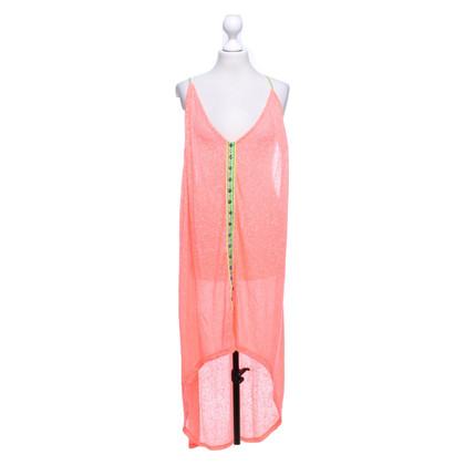 Andere Marke Pitusa - Kleid in Orangerot