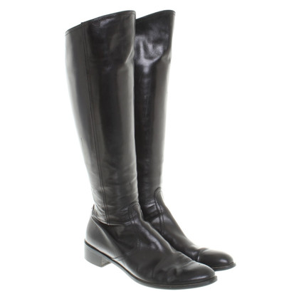 Russell & Bromley Boots with block heel