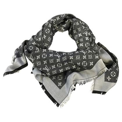 Louis Vuitton Louis Vuitton Black Shawl
