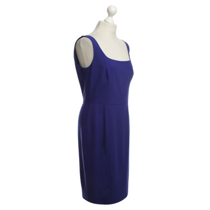 Moschino Cheap and Chic Dress in Royal Blue