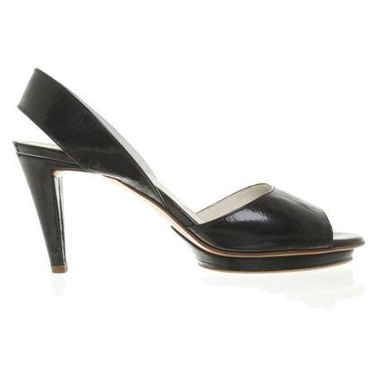 Jil Sander Sandals in black
