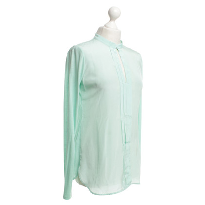 Max & Co Long sleeve shirt in mint green