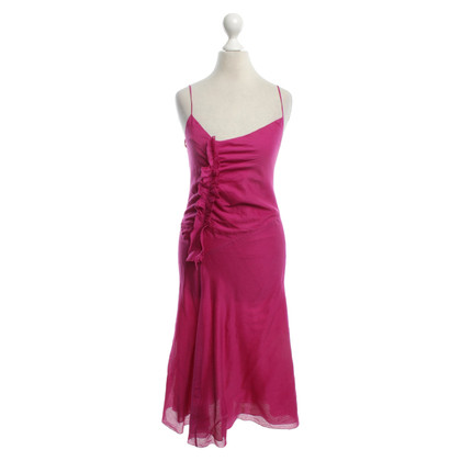 Philosophy di Alberta Ferretti Kleid in Pink