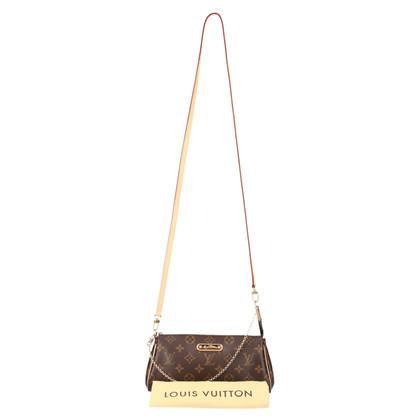 "Louis Vuitton ""Koppeling Eva Monogram Canvas"""