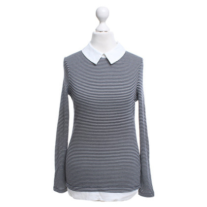 Tory Burch Rayures Top col
