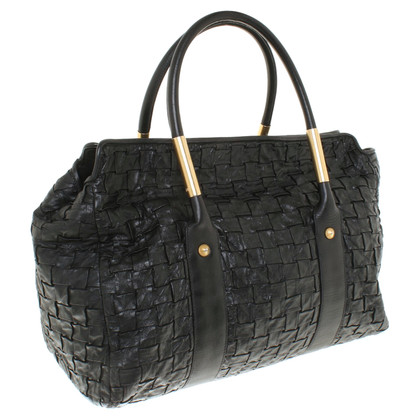 Escada Handle bag made of leather