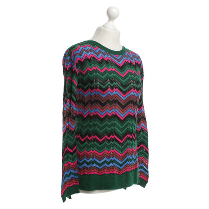 Missoni Colorful knitted sweater