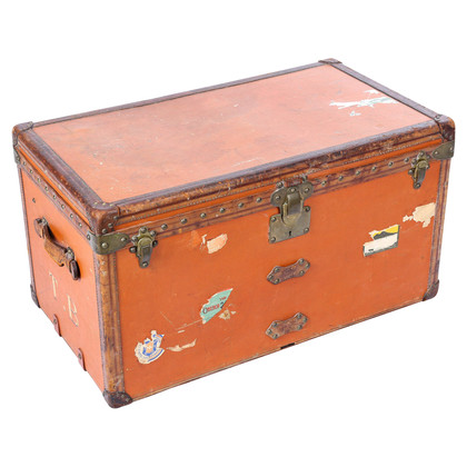 "Louis Vuitton Vintage Truhe ""Malle Courrier"""